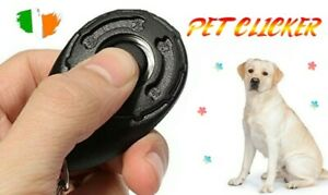 DOG PET TRAINING CLICKER / TRAINER TEACHING TOOL / DOGS / PUPPY DOG CAT