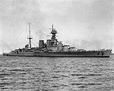 New 8x10 Photo: Hms Hood, Last Battlecruiser Ship of the British Royal Navy