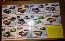 Lot Of 11 Hot Wheel K Mart K Days E Sheets & Event Instruction Sheet 2013 - 2016