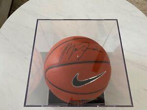 Nike Michael Jordan Autographed Basketball