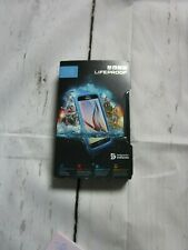 Lifeproof fre waterproof for Samsung Galaxy S6 New in open Box Blue