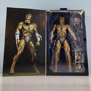 "NECA The Predator Ultimate Unarmored Assassin Predator 11"" Deluxe Action Figure"