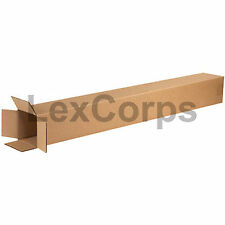 25 Qty 4x4x40 SHIPPING BOXES LC Mailing Moving Cardboard Storage Packing