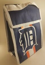 """Forever Collectibles MLB Detroit Tigers Insulated Lunch Bag 9""""x7""""x5"""""""