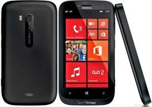 Nokia Lumia 822 8MP Microsoft Windows Phone For Verizon Wireless 4G LTE Original
