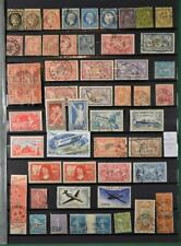 FRANCE STAMPS SELECTION ON 2 SIDES OF STOCK CARD   (F54)