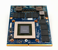 NVIDIA GeForce GTX 880M 8GB MXM 3.0 Type B Video Card for Alienware Clevo