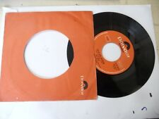 """THE WHO"""" LET'S SEE ACTION-DISCO 45 GIRI POLYDOR It 1971"""""""