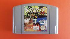 V-RALLY EDITION 99 / jeu Nintendo 64 / PAL EUR / V RALLY