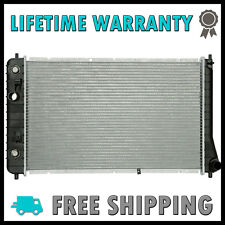 New Radiator For Cavalier Pontiac Sunfire 95 02 22 23 24 L4 Lifetime Warranty Fits Pontiac Sunfire