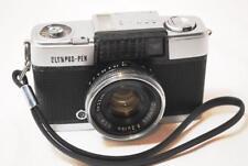 """""""RARE VINTAGE '62"""" Olympus PEN-D 35mm Half Frame Film Camera /3.2cm F1.9 [WORKS]"""