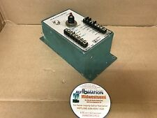 WIXOM MODEL 1400 DC MOTOR SPEED CONTROL FREESHIPSAMEDAY