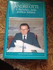 GINO PALLOTTA ANDREOTTI IL RICHELIEU DELLA POLITICA ITALIANA QUASI OTTIMO!!