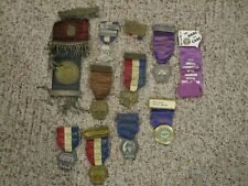 Lot 11 Vintage Historical Union Medals