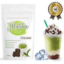 Matcha Outlet Belgium Chocolate (100g) Green Tea Powder