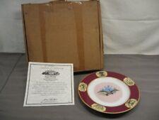 "Woodmere China ""James Monroe"" White House China Plate #0430A CIA MIB"