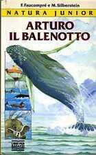 (DT) Arturo il balenotto Faucompre Mondadori Ragazzi 1995