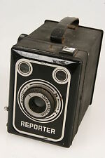 Reporter Boxkamera mit 12,5cm Objektiv