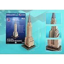 Chrysler Building 3-D Puzzle Daron kit 3 dimensional model 70 pieces 19 inch