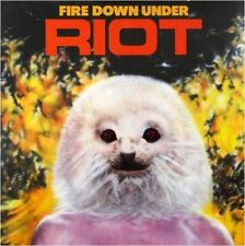 Riot-Fire Down Under CD