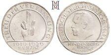 HMM - 3 Reichsmark 1929 F Zum 10. Jahrestag der Weimarer Verfassung - 160901017