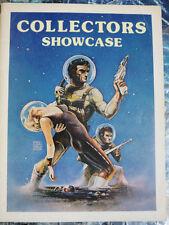 Collector's Showcase 1975 Carl Lundgren cover Comic Book & Strip Art Gallery