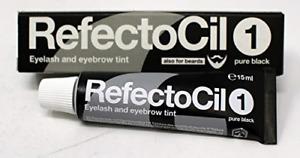 RefectoCil Cream Hair Dye Pure Black