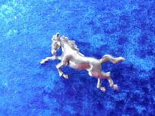 schöne, alte Brosche__Pferd__800 Silber__!