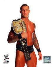 Randy Orton WWE LICENSED un-signed 8x10 Photo