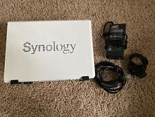 Synology DiskStation DS218J 2-Bay USB 3.1 NAS Server, 2TB HDD And 3 Cam Licenses