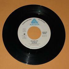 "Charlie Killer Cut 45 rpm Arista Promo Record 1979 Ex Vinyl 7"" British Rock Band"