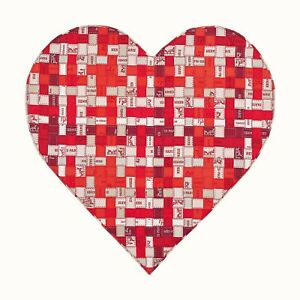 Hermes Coeur Scarf Pocket Heart New in Box with Tag Valentine's Day