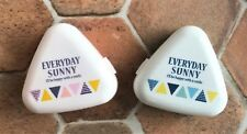 Onigiri Rice Ball Case Maker 2 pcs set Lunch box  BENTO Everyday sunny