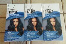 Clairol Color Crave Indigo Semi-Permanent Color 2.0 fl oz (3 Boxes)