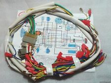 Central wires, wiring for JAWA 350 638 12V