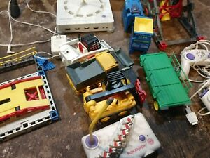 HUGE Lot of Rokenbok Controllers VehiclesBuildings Materials hardly used