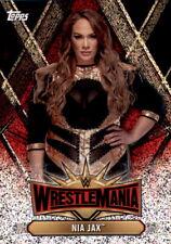 Karte WM13 - Nia JaX - Wrestlemania - WWE Champions 2019