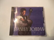 "STANLEY JORDAN -""Flying Home""  1988 Audio CD  EMI   Guitar Jazz"