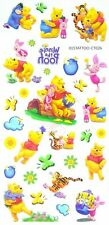 DISNEY WINNIE THE POOH WATER TRANSFER TEMPORARY TATTOOS FOR KIDS/KIDS GIFT