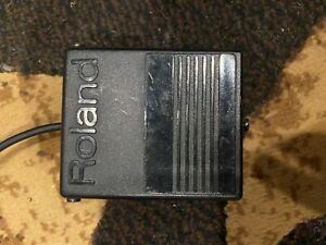 Roland Damper Pedal, Momentary Footswitch for Non-latch Operations (DP-2)