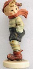 "HUMMEL GOEBEL FIGURINE  MARCH WINDS # 43 TMK-2 The Full Bee (1940-1959) 6"""