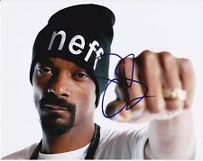 Snoop Dog Autographed 8x10 Photo (Reproduction)