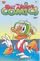 Walt Disney's Comics And Stories #644 [Paperback] Various