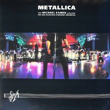 METALLICA S&M - 3LP / Vinyl - Gatefold cover - Rerelease 2015