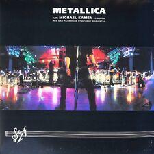 METALLICA S&M - 3LP / Vinyl - Gatefold cover - Rerelease 2015