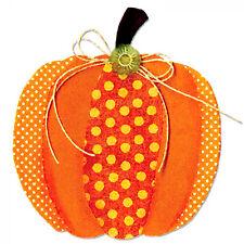 Sizzix Bigz Pumpkin die #A10169 Retail $19.99 Cuts Fabric!