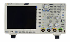 OWON SDS1104 Oscilloscope 4CH Digital 100MHZ 1GS/s 40M Record Multi-trigger LCD
