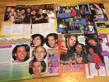 Simple Plan, Lot of Four Two Page Clippings