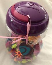 "Multicolor 5x9"" 60% Full - POP Beads Toy Jewelry - Make Necklaces Bracelets ETC"