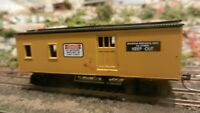 Roundhouse MDC Old Time 36' Custom MOW Explosives Boxcar, Upgraded, Exc